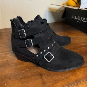 Torrid ankle boots